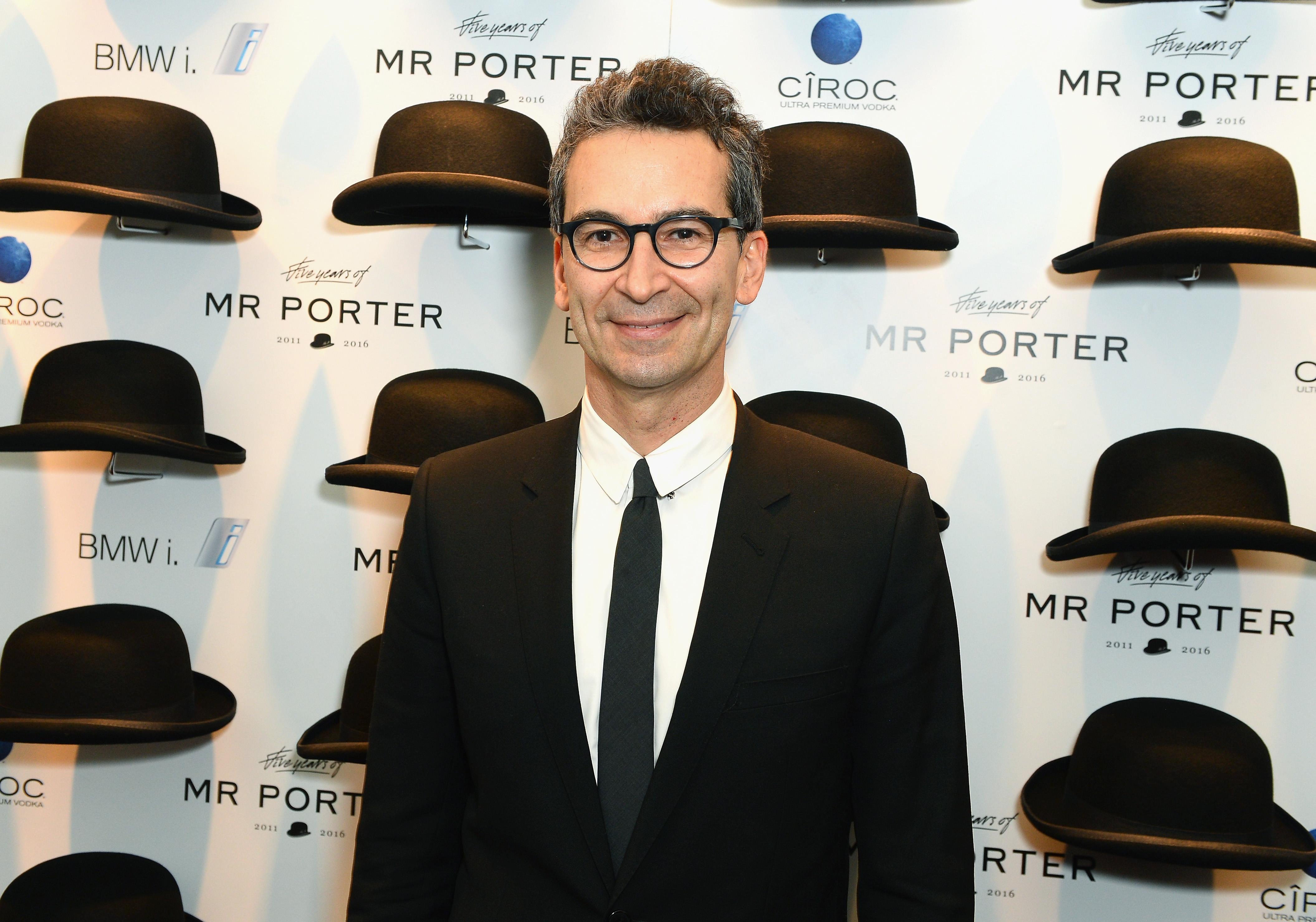 Mr Porter Fifth Birthday Celebration