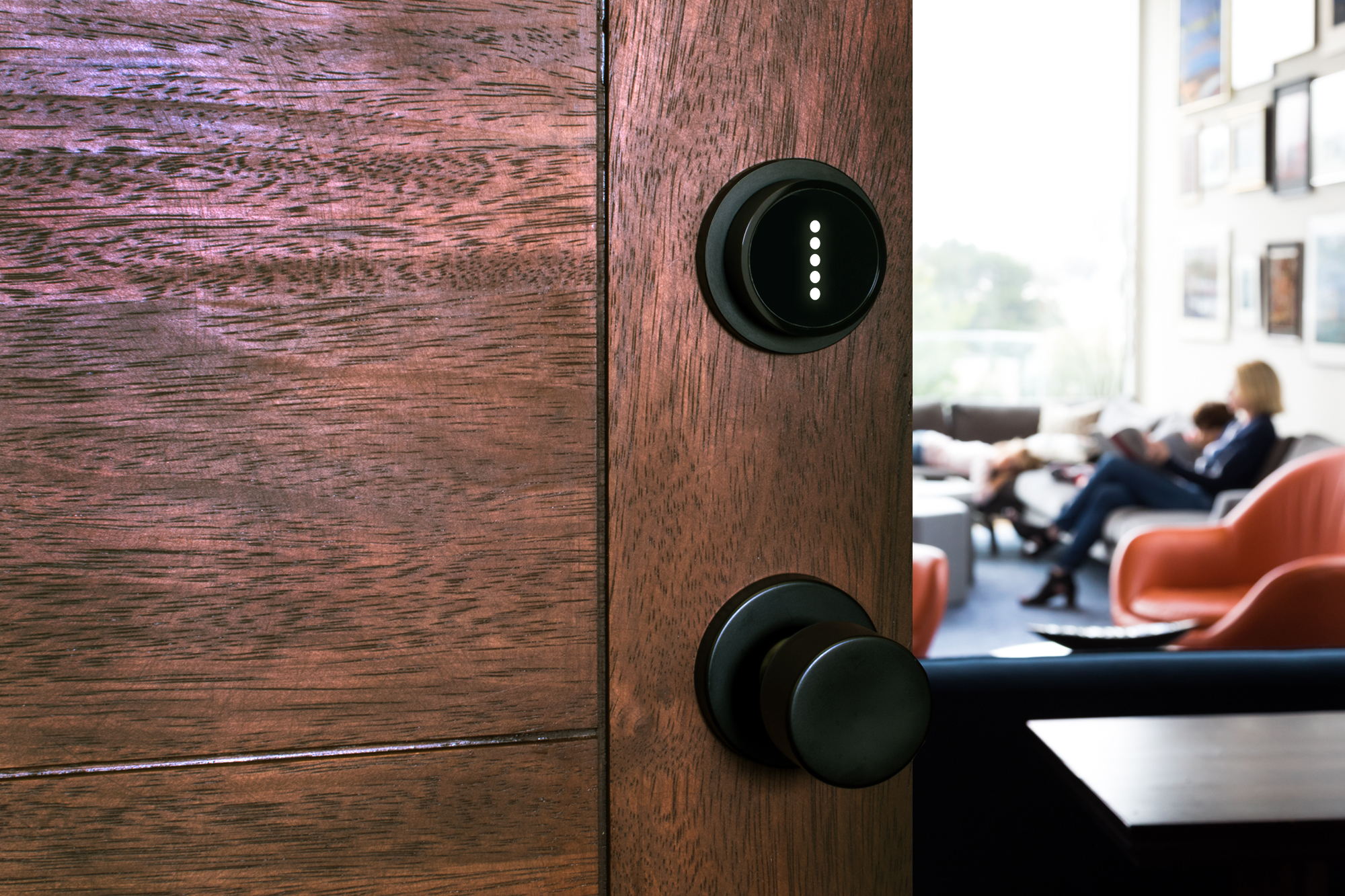 Otto connected home lock system