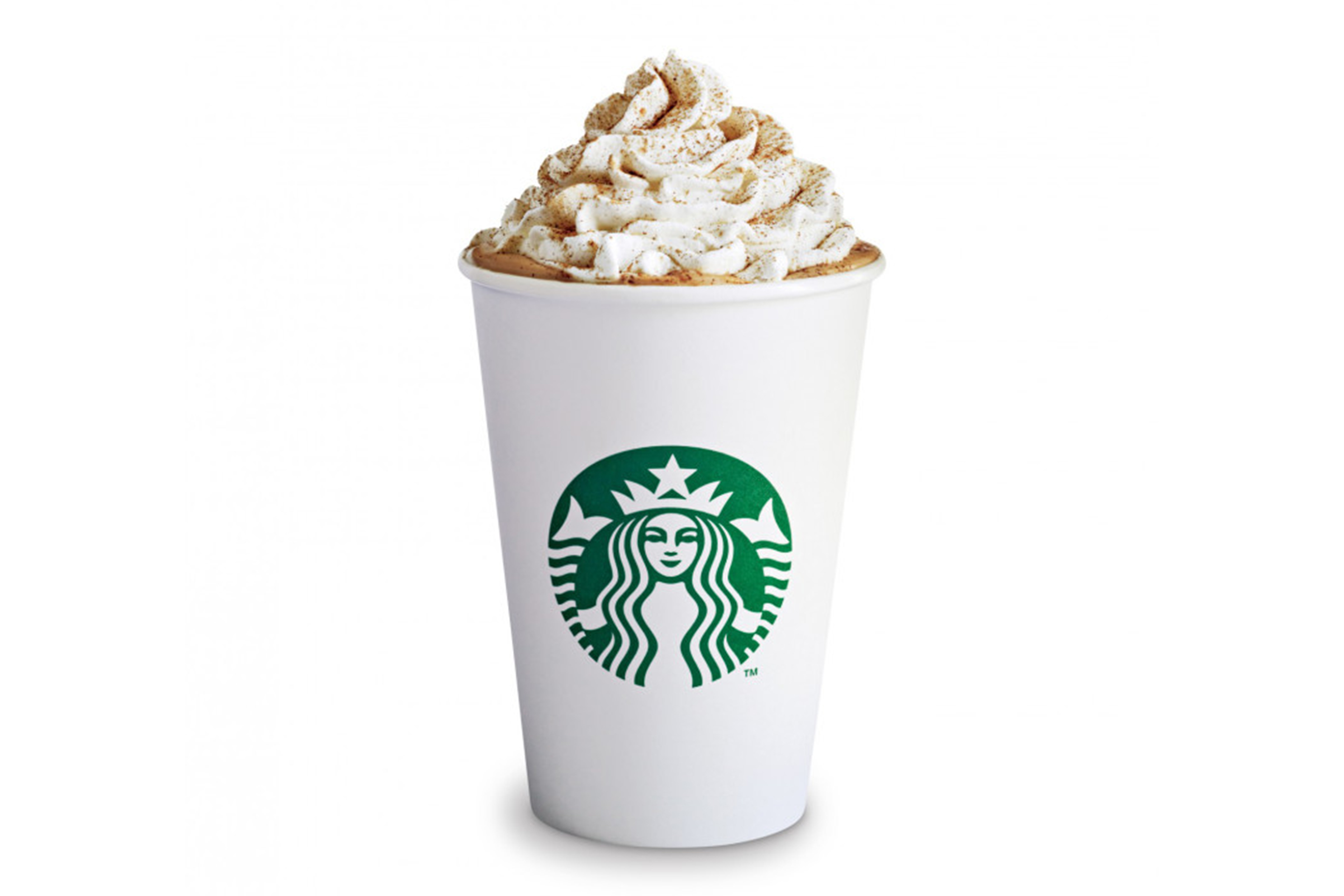 The Pumpkin Spice Latte is the most popular seasonal drink sold at Starbucks.