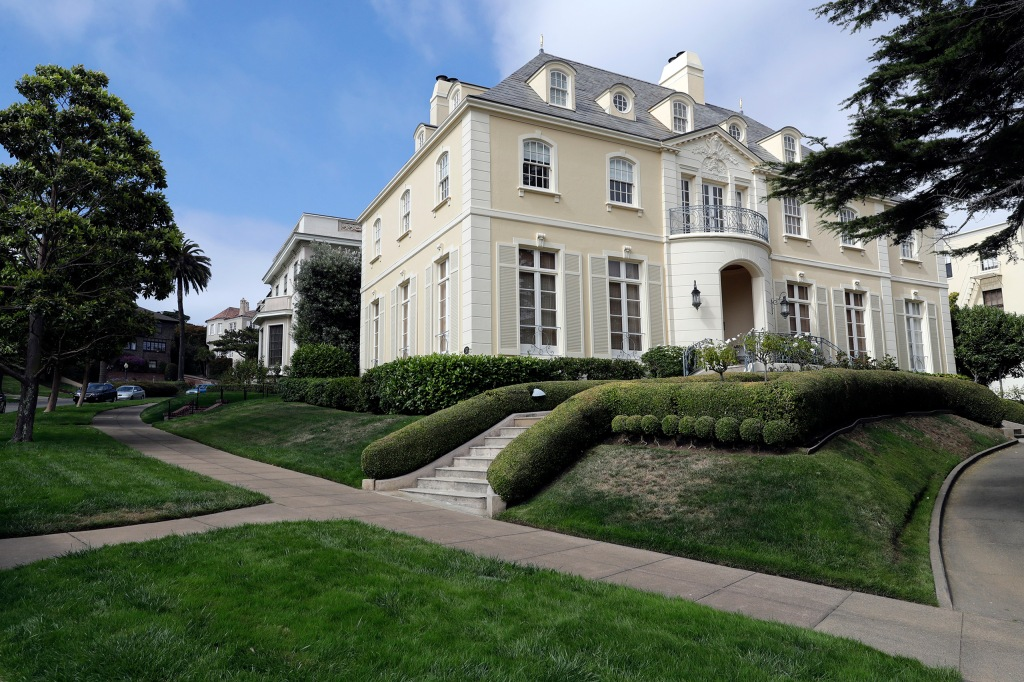 San Francisco Street Sold