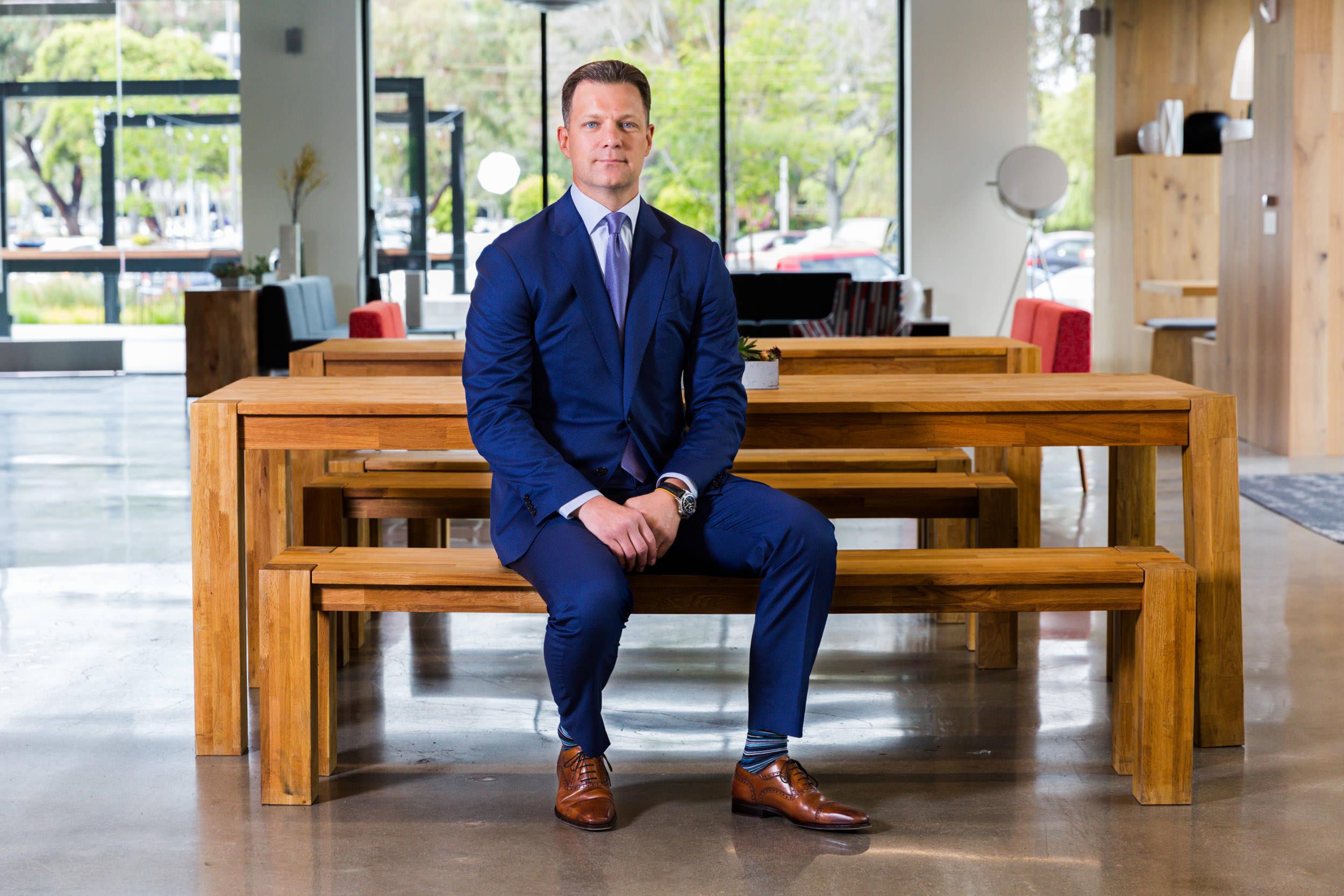 Marketo CEO Steve Lucas