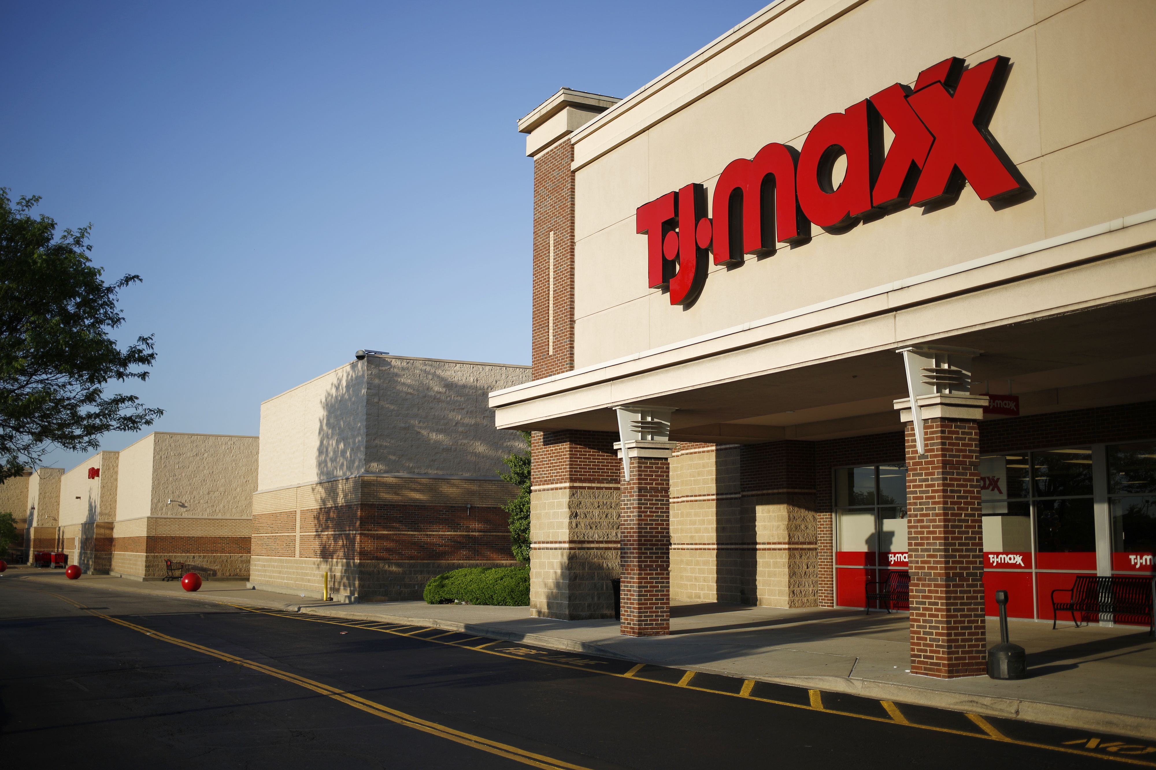 TJ Maxx, Marshalls, And Home Goods Stores Ahead Of The TJX Cos. Earnings Figures