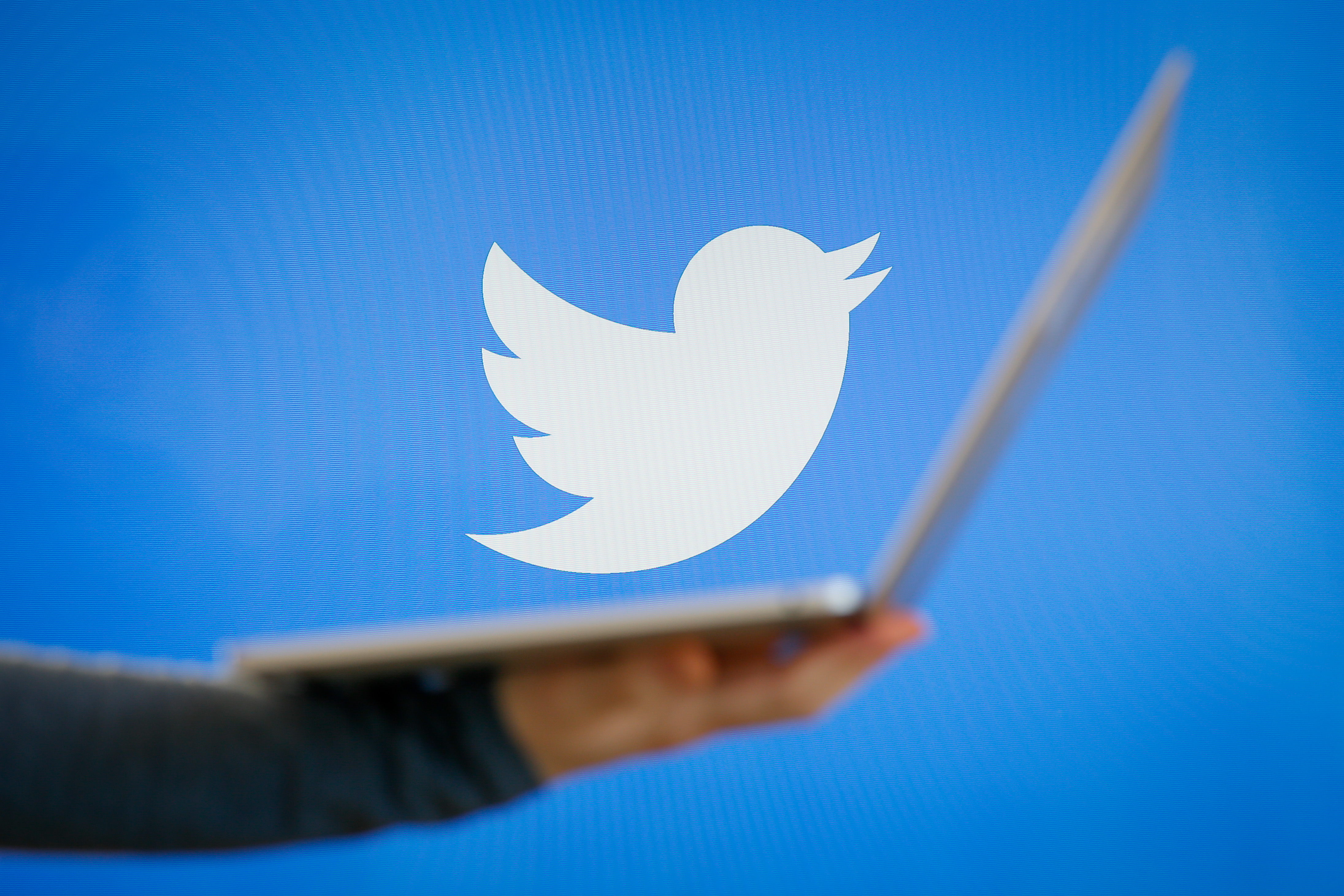 The Twitter app on digital devices
