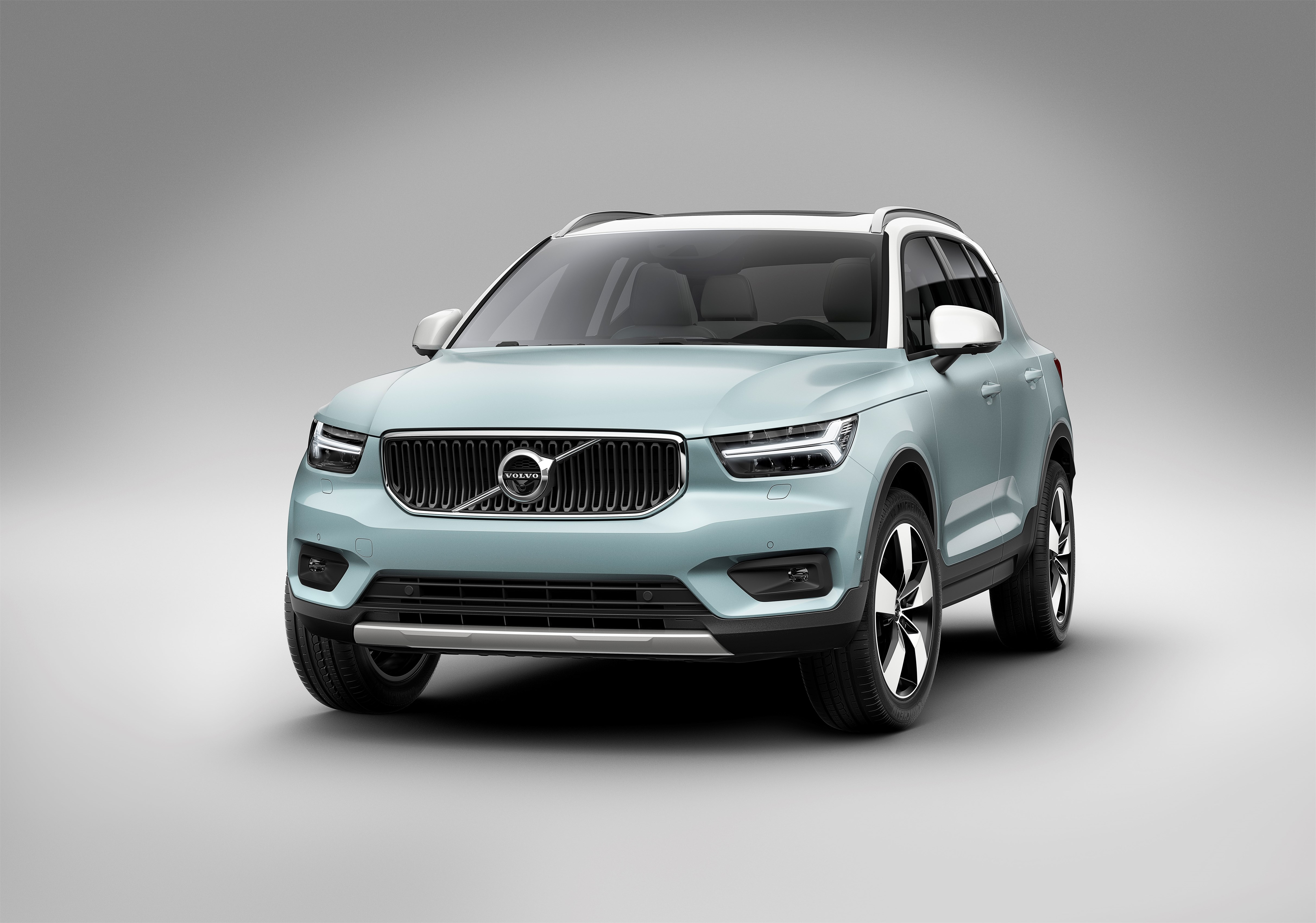 Volvo Just Unveiled Its New Xc40 Compact Suv Fortune