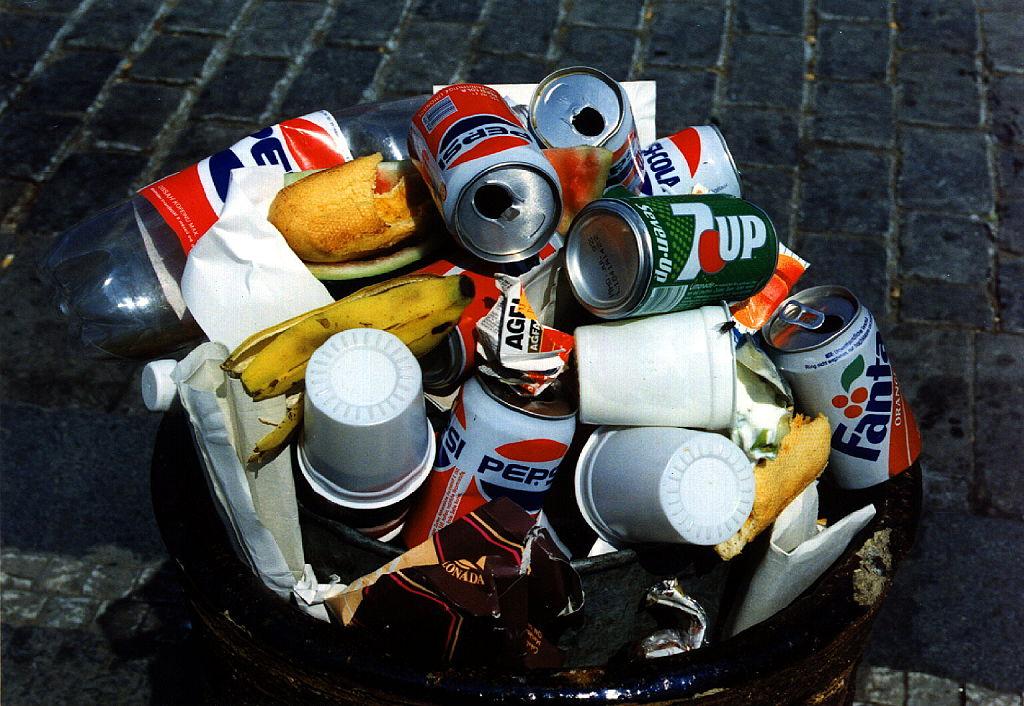Müll und Müllbeseitigung D