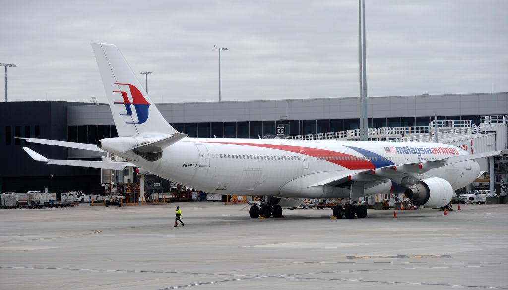 AUSTRALIA-MALAYSIA-AVIATION-EMERGENCY-MALAYSIA AIRLINES