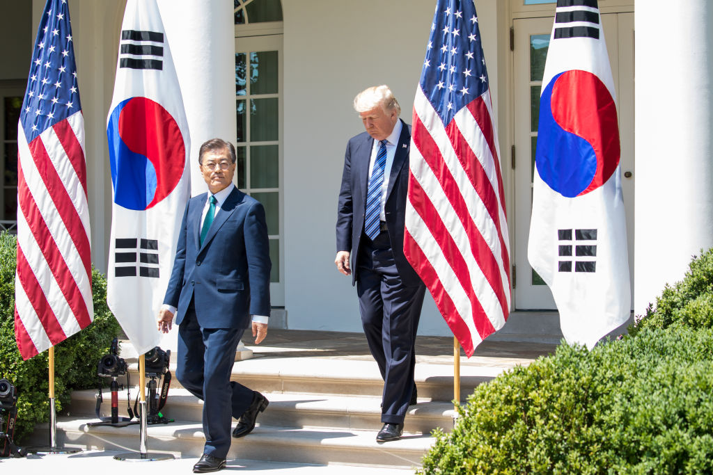 President Trump and President Moon Joint Press Conference