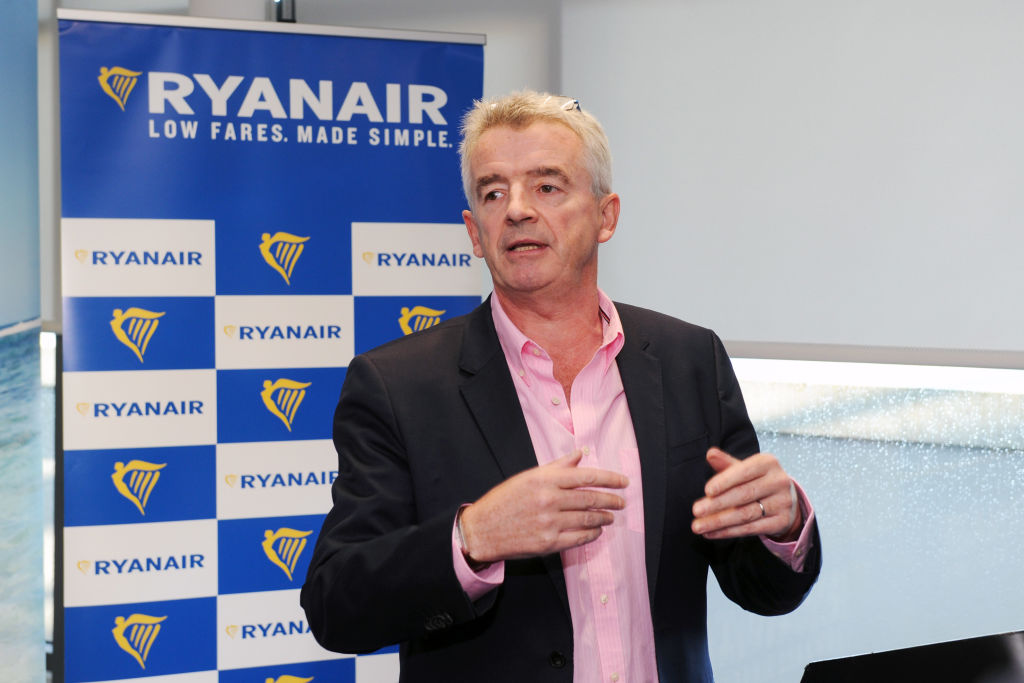 Ryanair Holdings Plc Annual General Meeting As Penny-Pinching Hits Limits