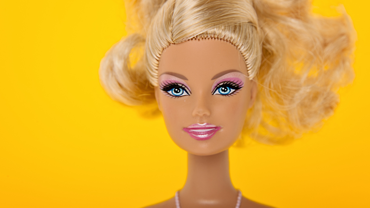The original Barbie first came out in 1959. The doll has since evolved to more body shapes, skin tones and hair textures.