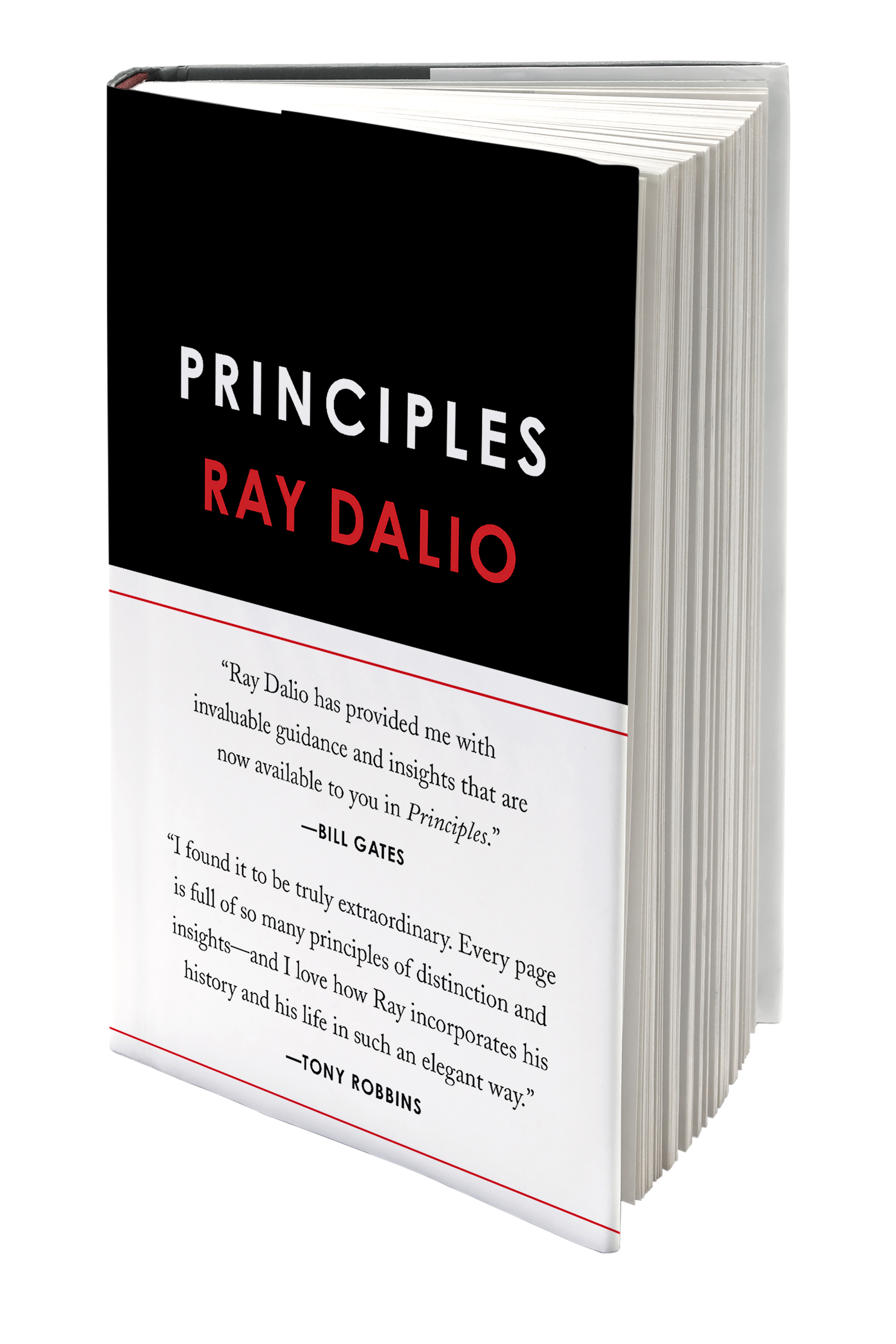 Principles, by Ray Dalio