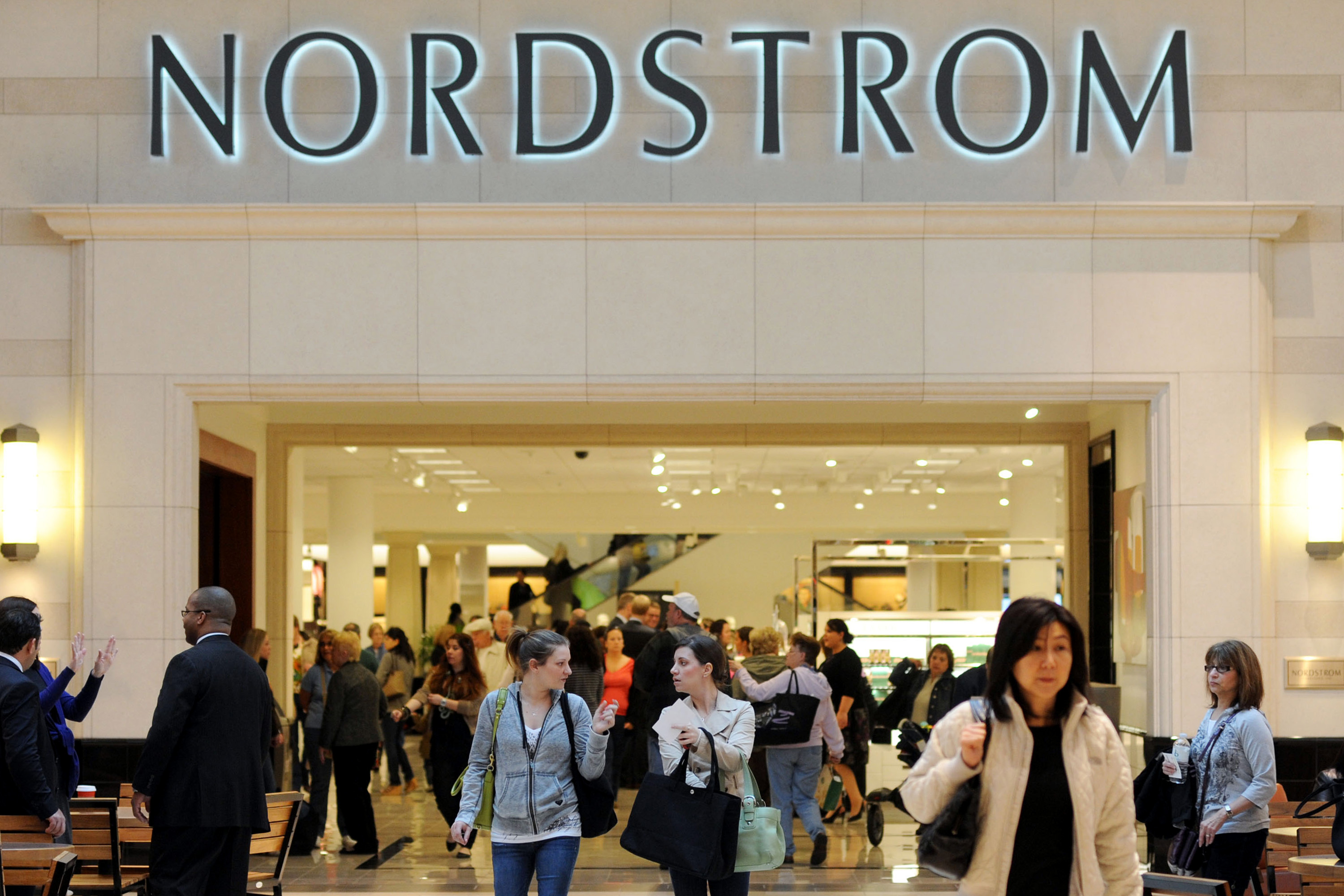 Nordstrom Opens New Store At Christiana Mall