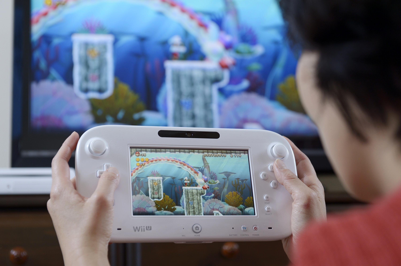 Images Of Nintendo Wii U Ahead Of Earnings