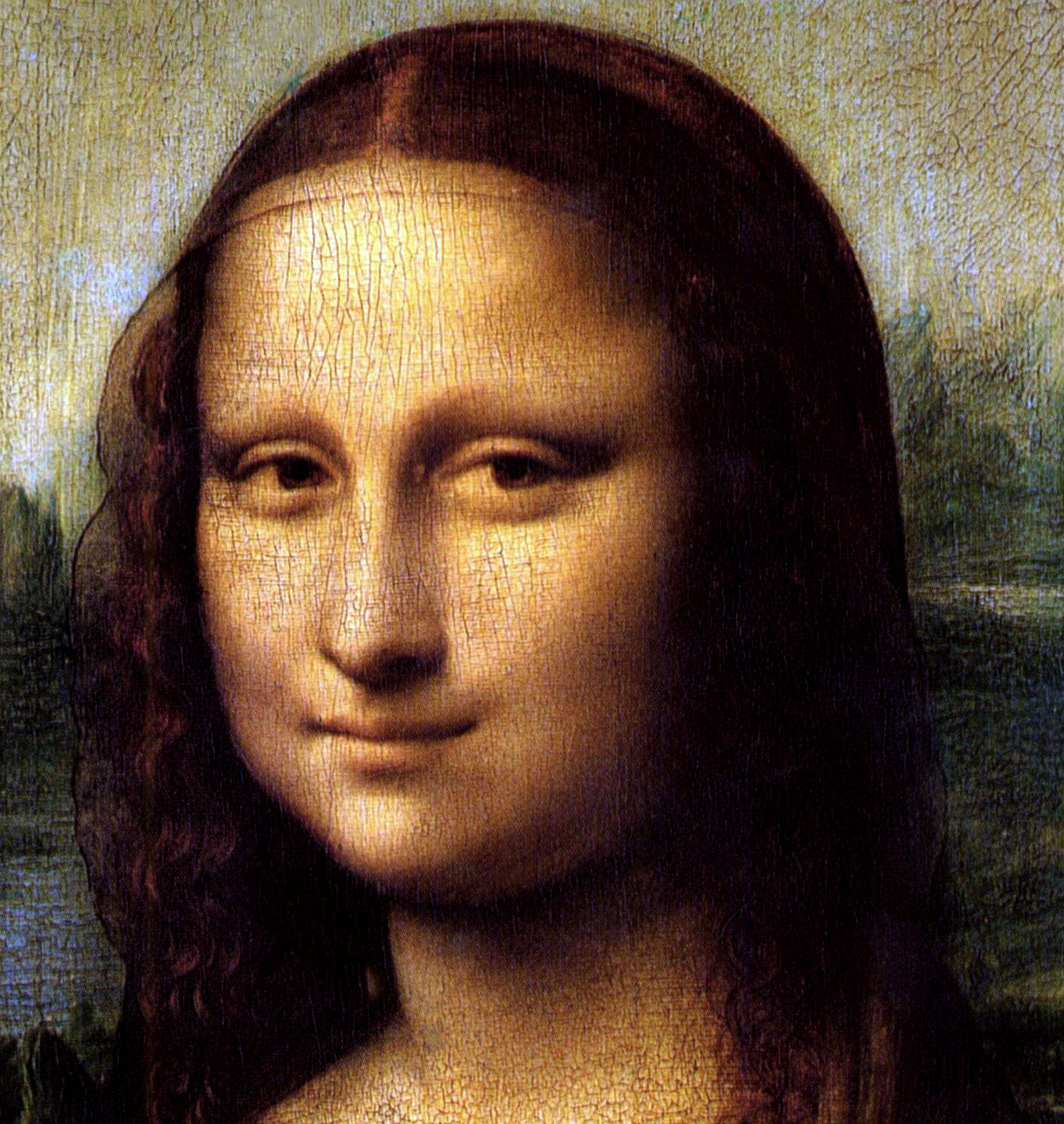 Historians Think They've Found a Nude Drawing of Mona Lisa