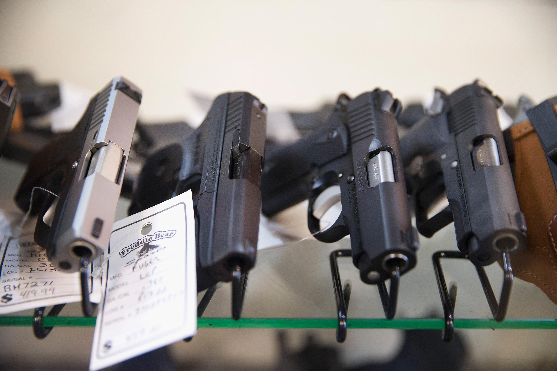 Gun Ownership In U.S. Ties Record Low At 32 Percent