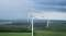Vestas A/S Wind Turbines Operating At DTEK Holdings Ltd. Wind Farm