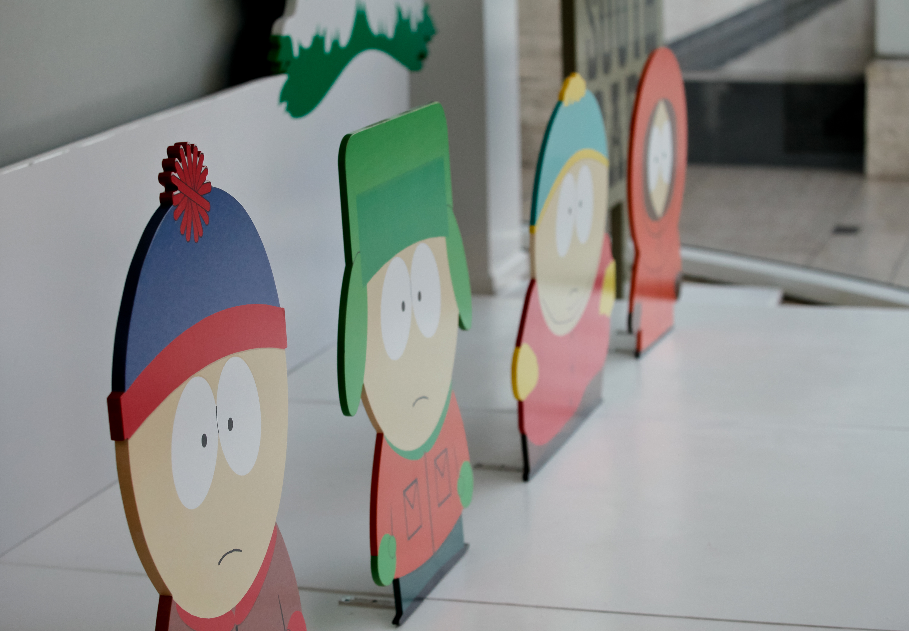 """The Paley Center For Media Presents Special Retrospective Event Honoring 20 Seasons Of """"South Park"""" - Arrivals"""