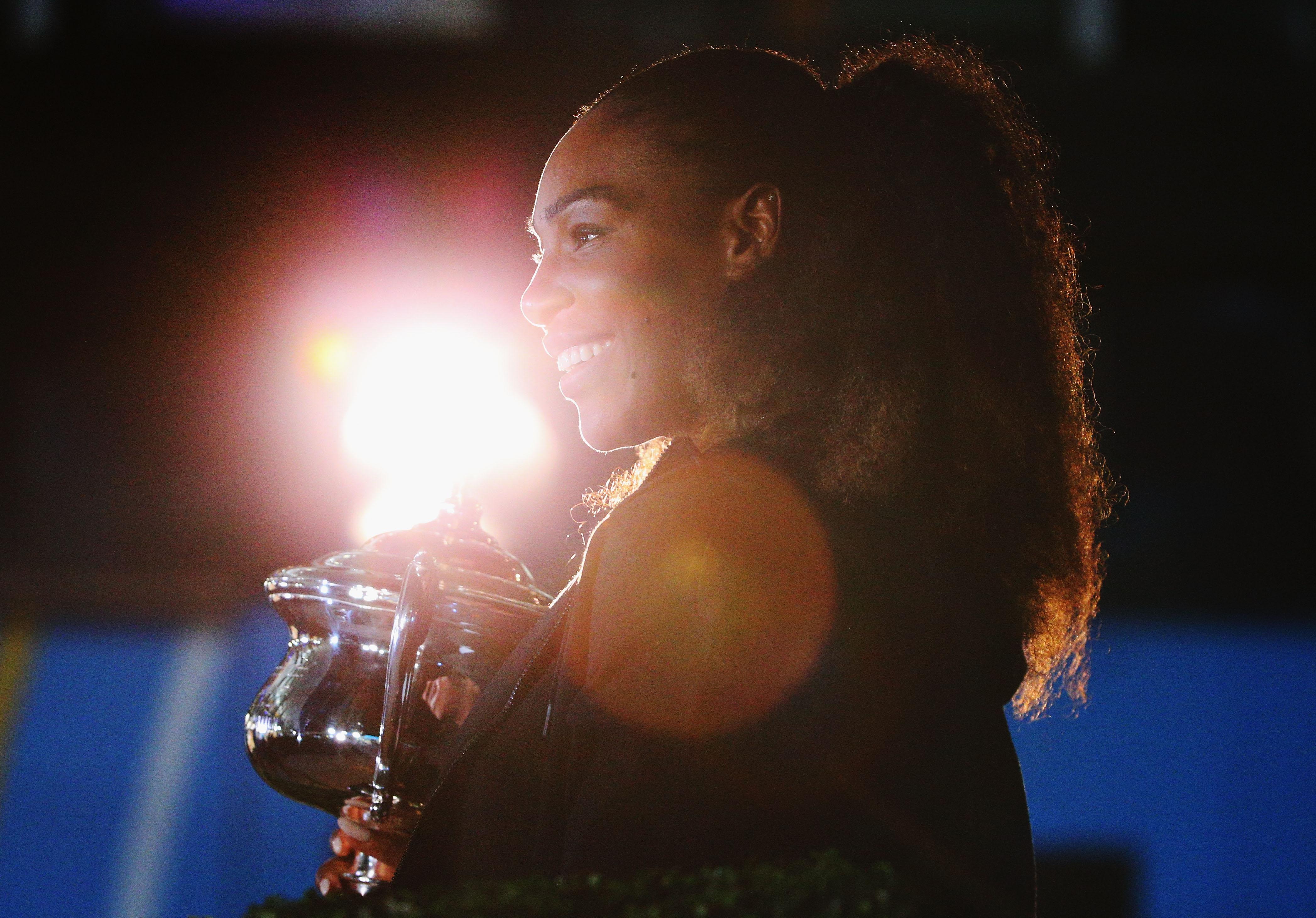 Australian Open 2017 - Women's Champion Photocall