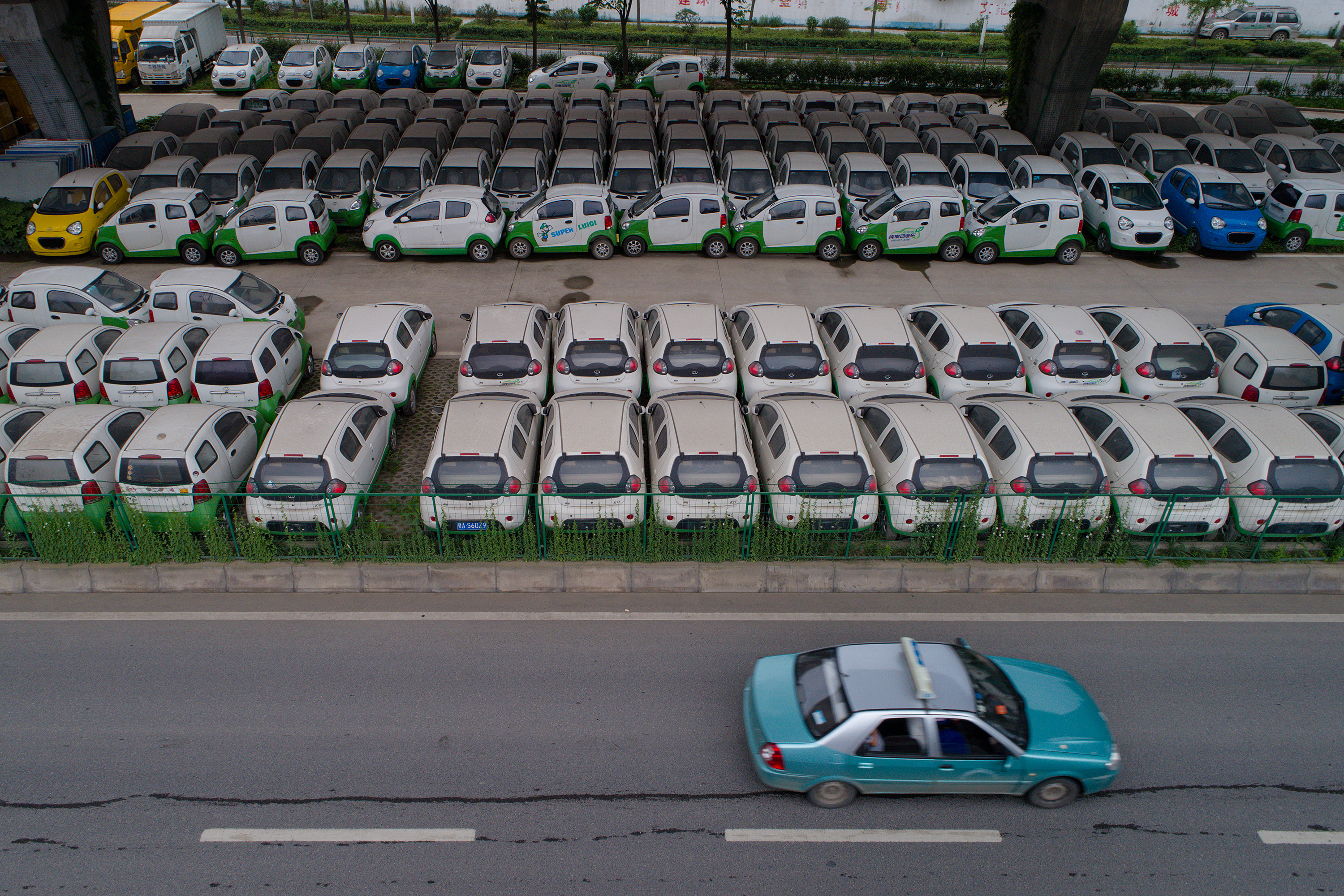 Electric Car Boom In China Fuelled By Subsidies