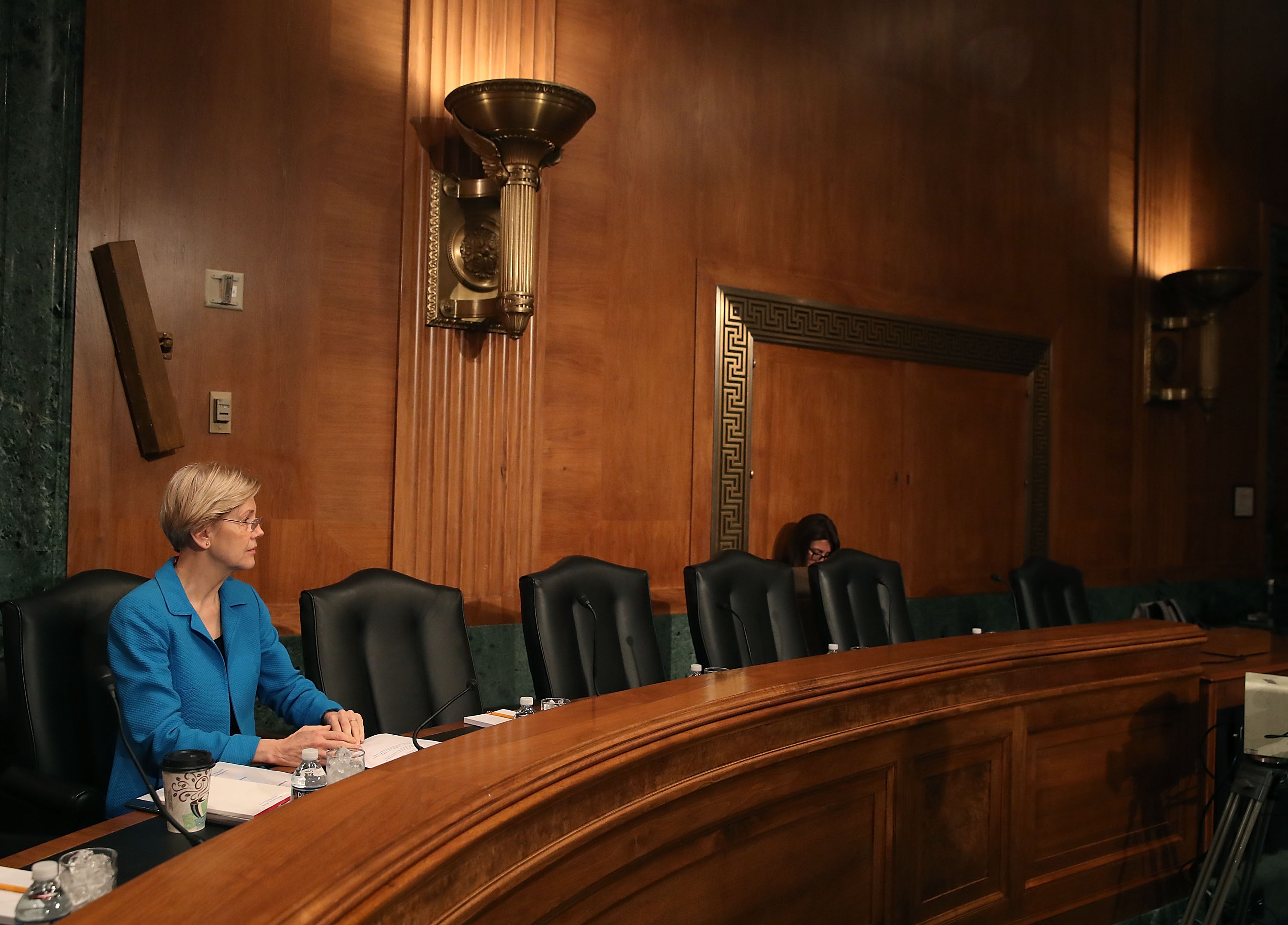 Senate Banking Committee Holds Nomination Hearing For Chairman Of Economic Council Advisers