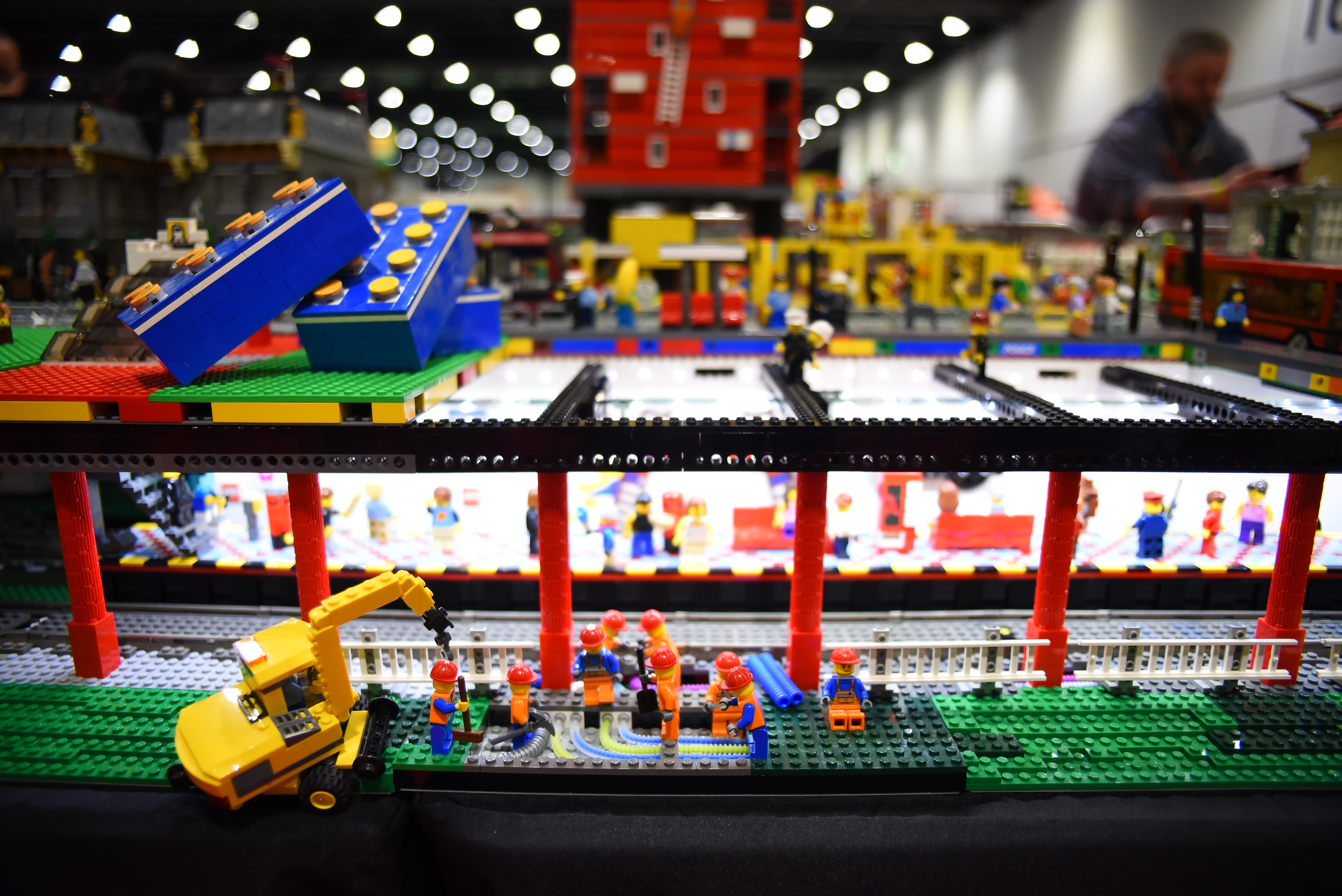 The UK's Biggest LEGO Event in Londo