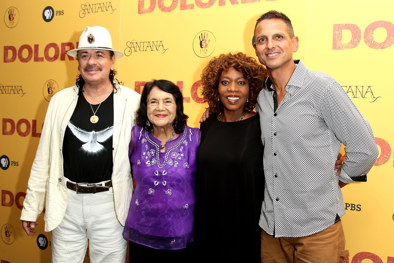 """Dolores"" New York Premiere"
