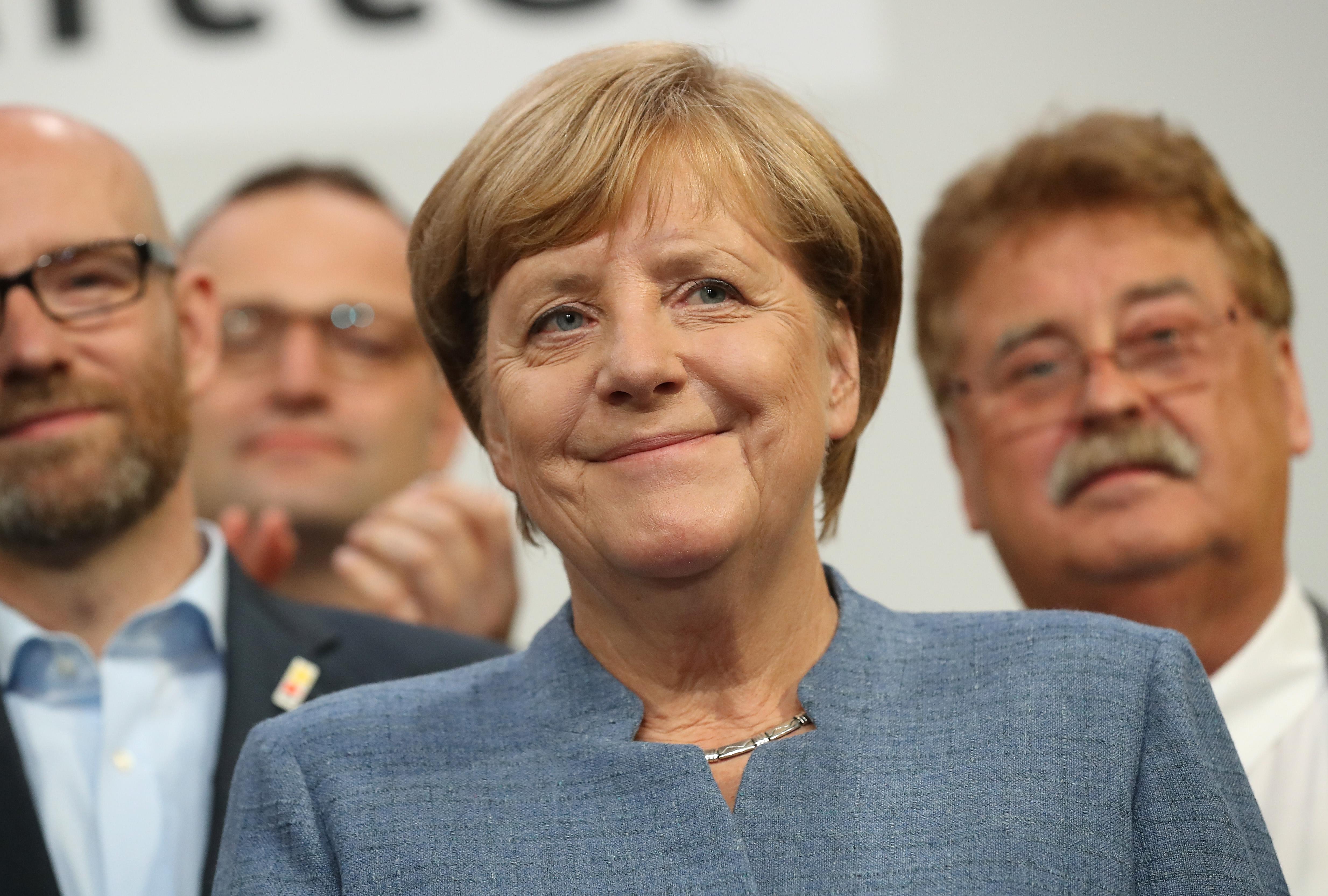 Election Night: Christian Democrats (CDU)