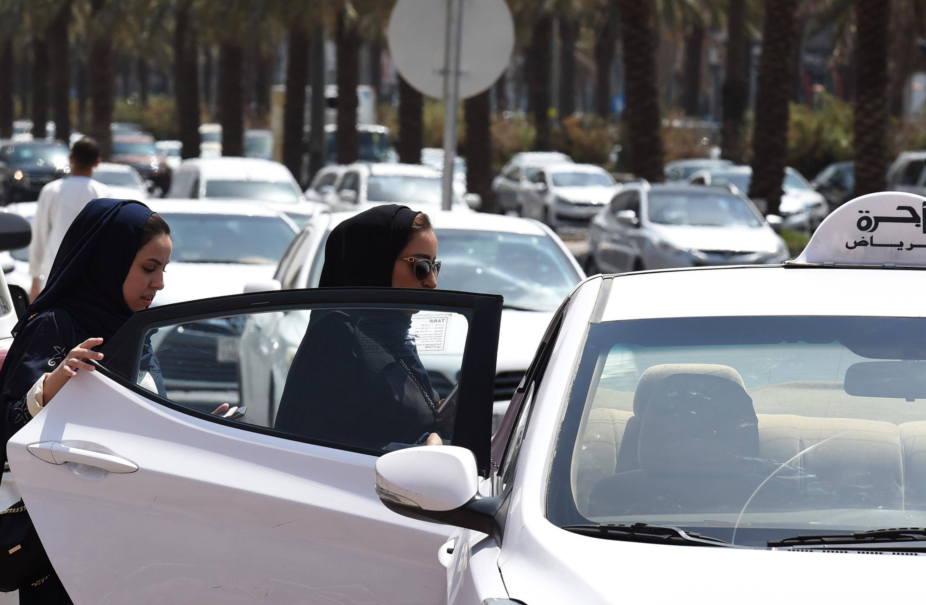 SAUDI-WOMEN-RIGHTS-DRIVE