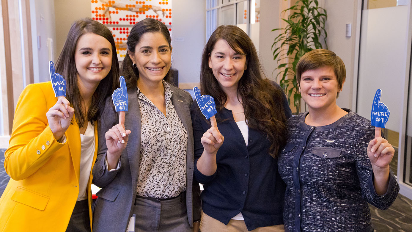 Best Places to Work for Women—Best Places to Work for Women—Intuitive Research and Technology Corporation