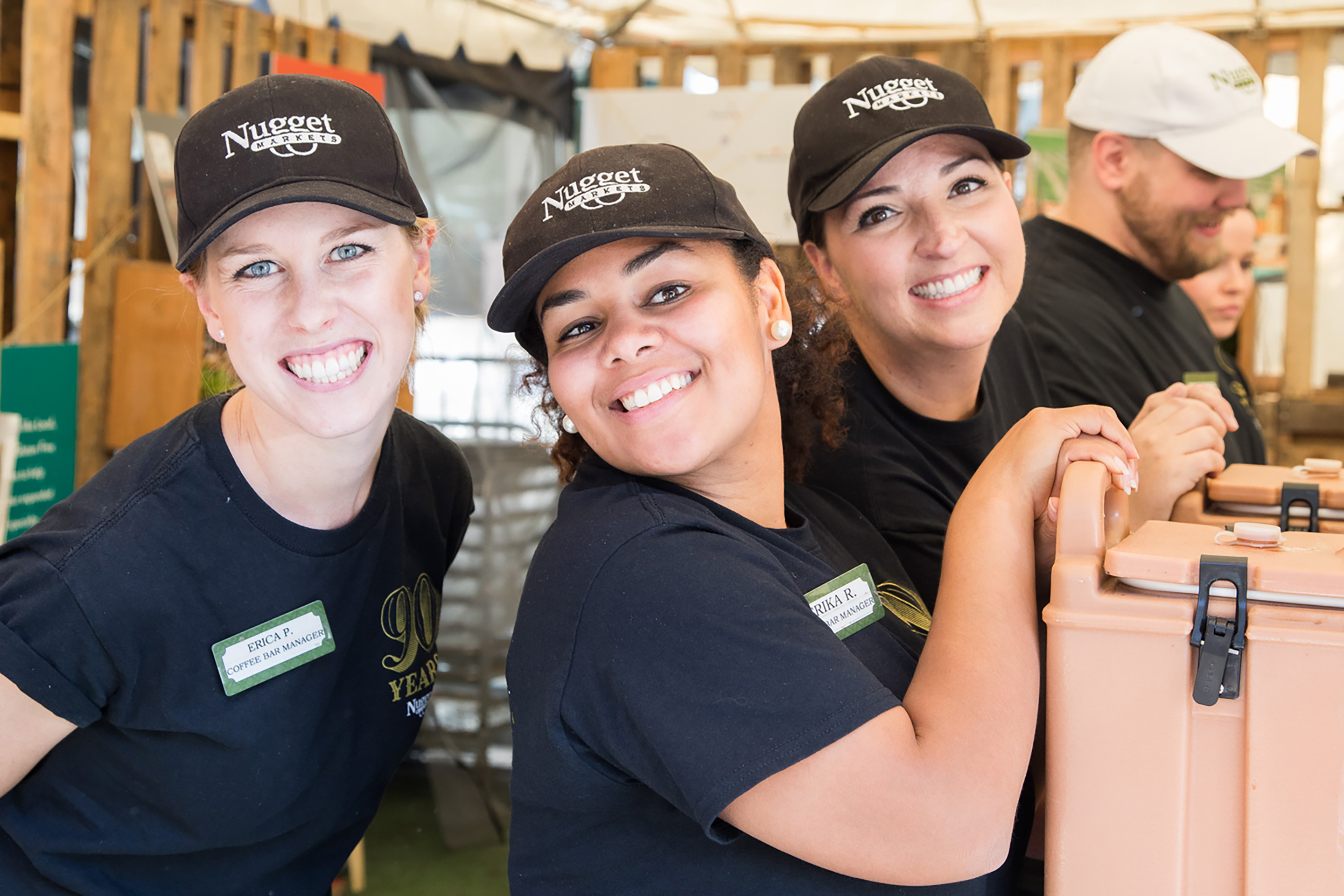 Best Workplaces for Women 2017—Nugget Markets