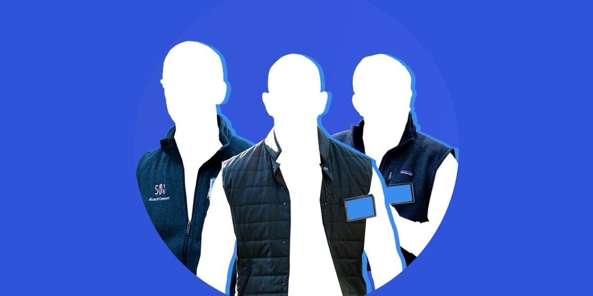 Group of White Men in Patagonia Vests Confused for VC Fund, Raise $500 Million