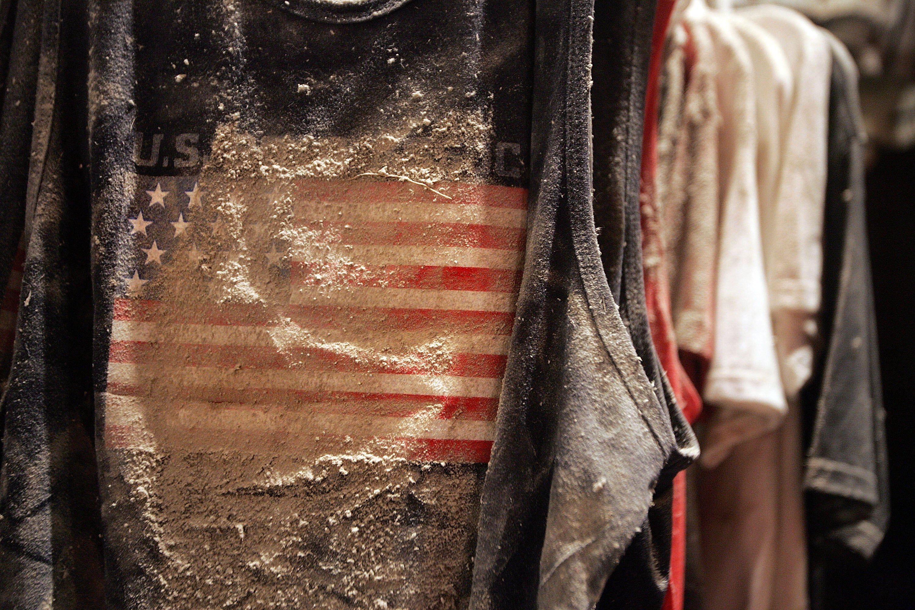 Artifacts From September 11 Permeate Fabric Of New York City