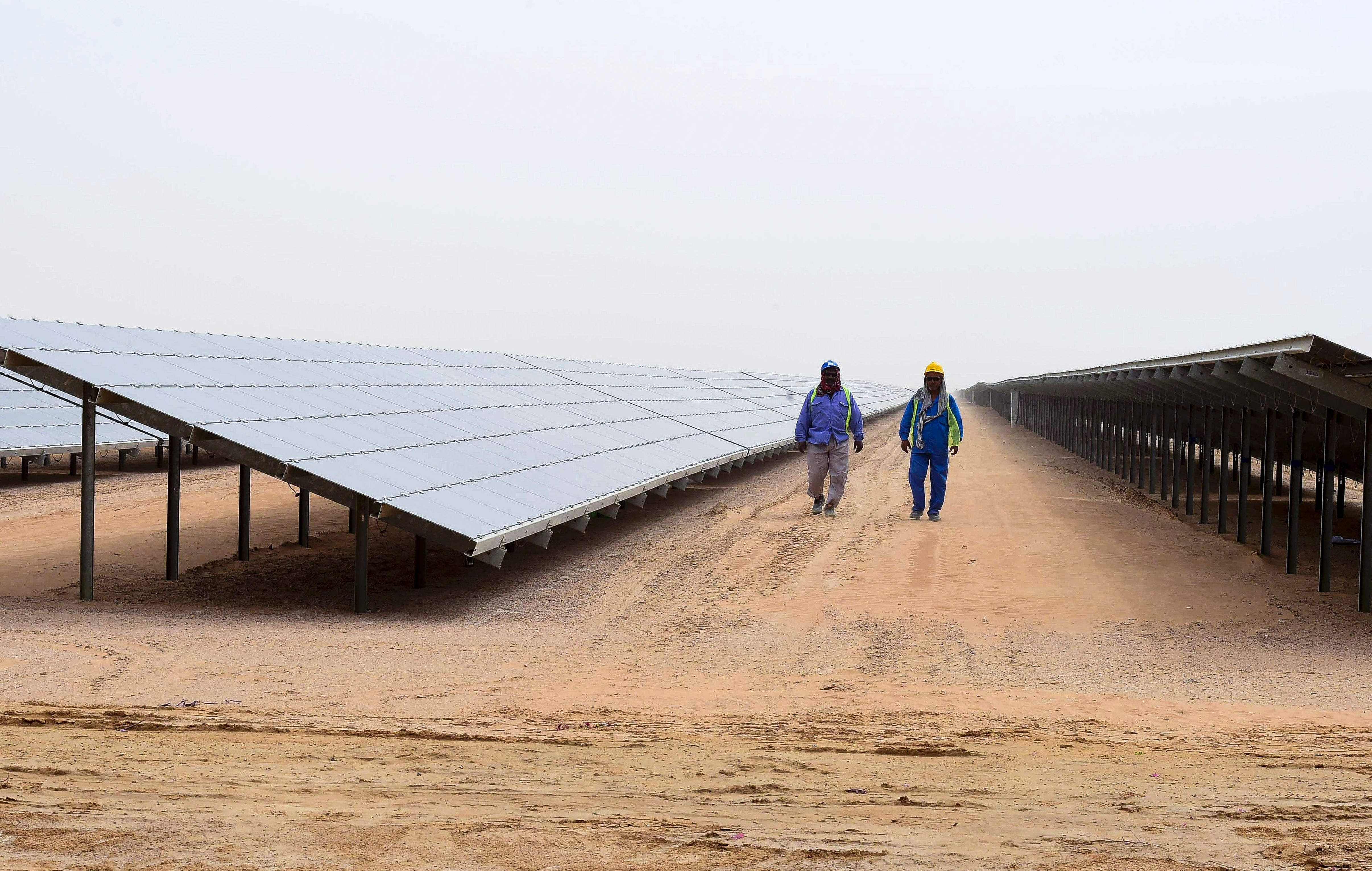 UAE-DUBAI-ELECTRICITY-ENERGY-ENVIRONMENT