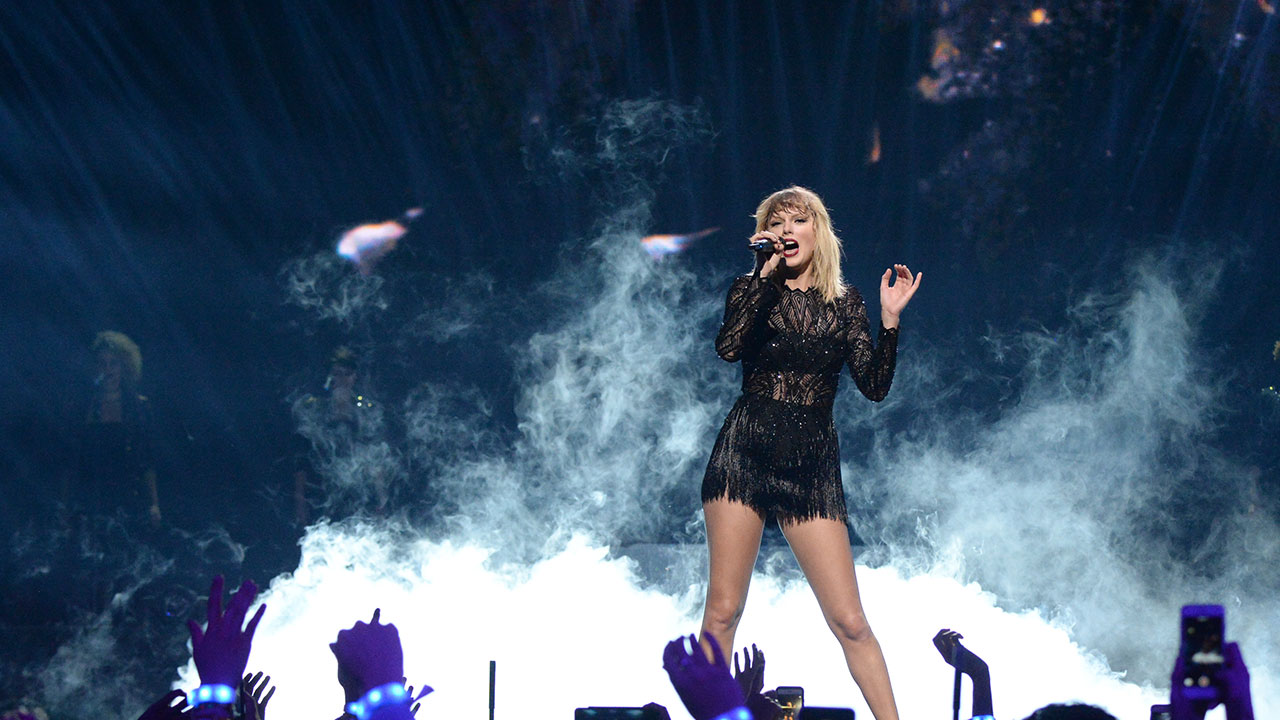 Taylor Swift Makes $54 Million In First Five Concert Cities