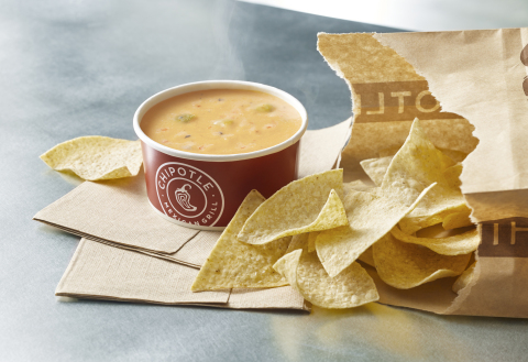Chipotle Mexican Grill is set to add queso to its menu nationwide on Tuesday, September 12.