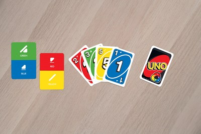 UNO Colorblind Cards