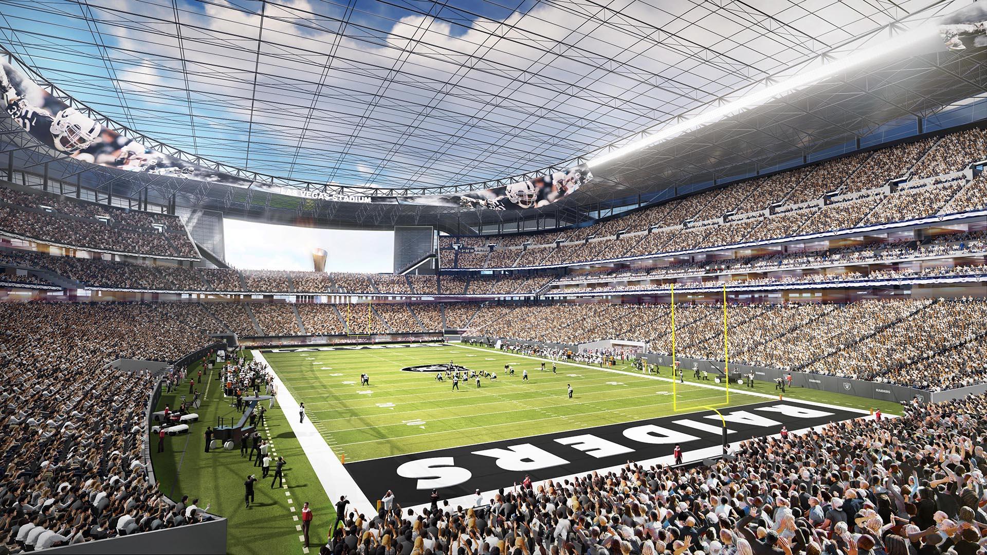 Las Vegas Raiders Images Of Their Stunning 2 Billion