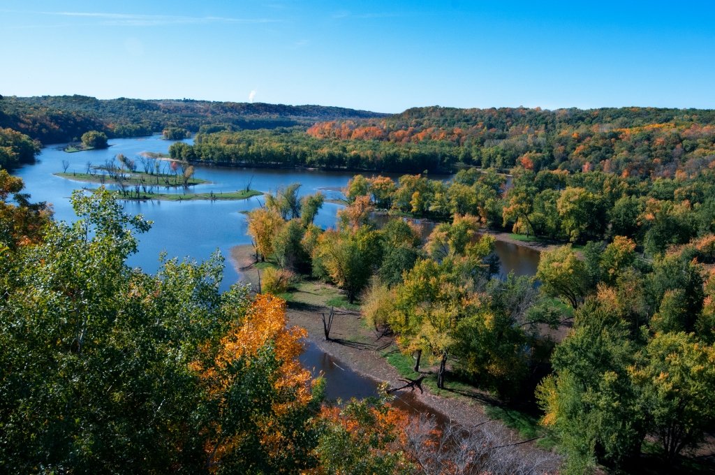 Autumn on the St. Croix River