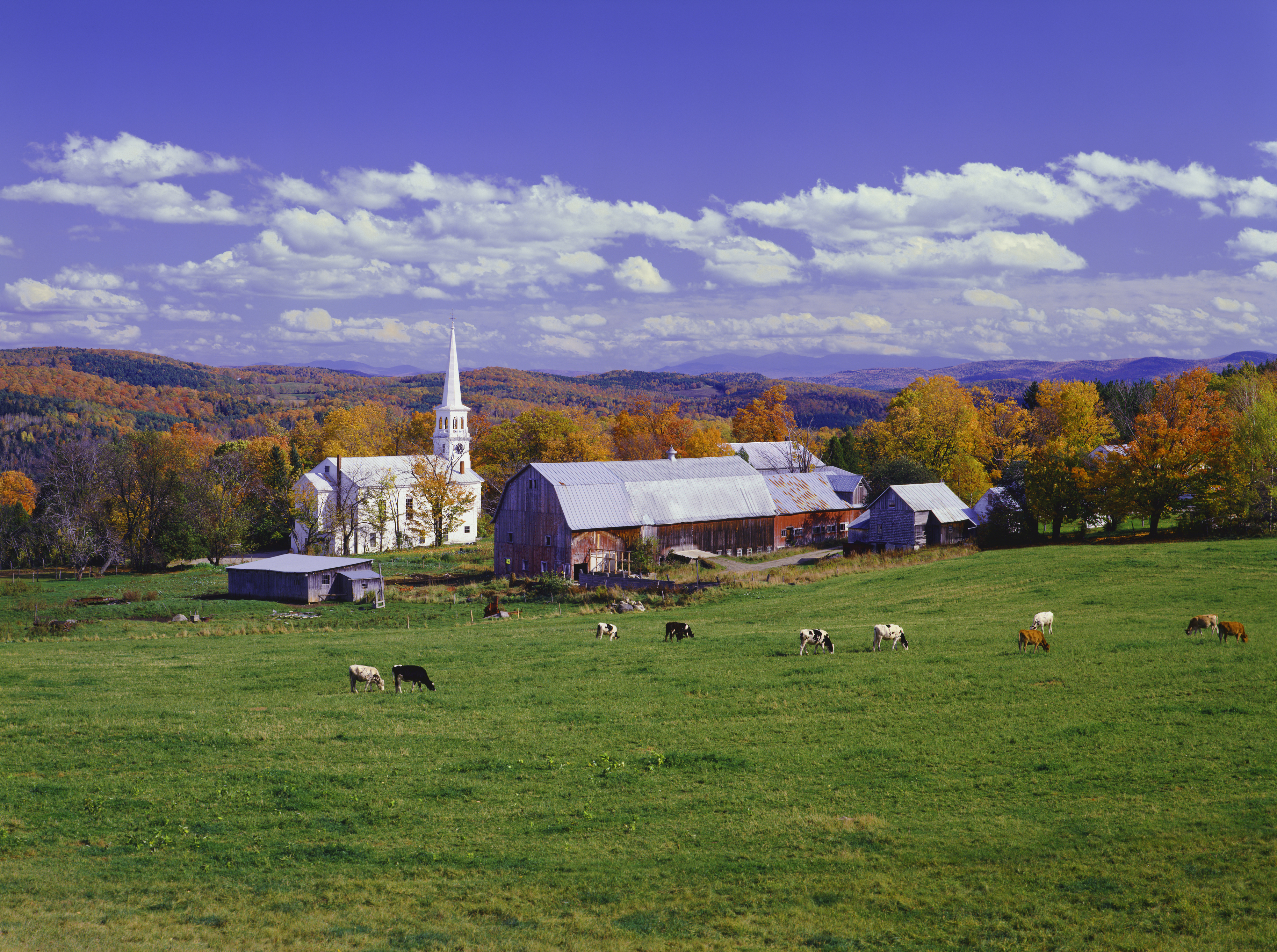 Vermont Will Pay You $10,000 To Relocate And Work Remotely