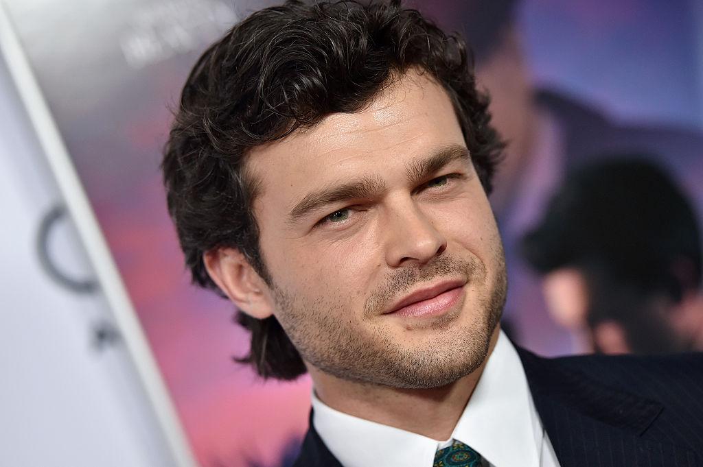 Actor Alden Ehrenreich is the new Han Solo.