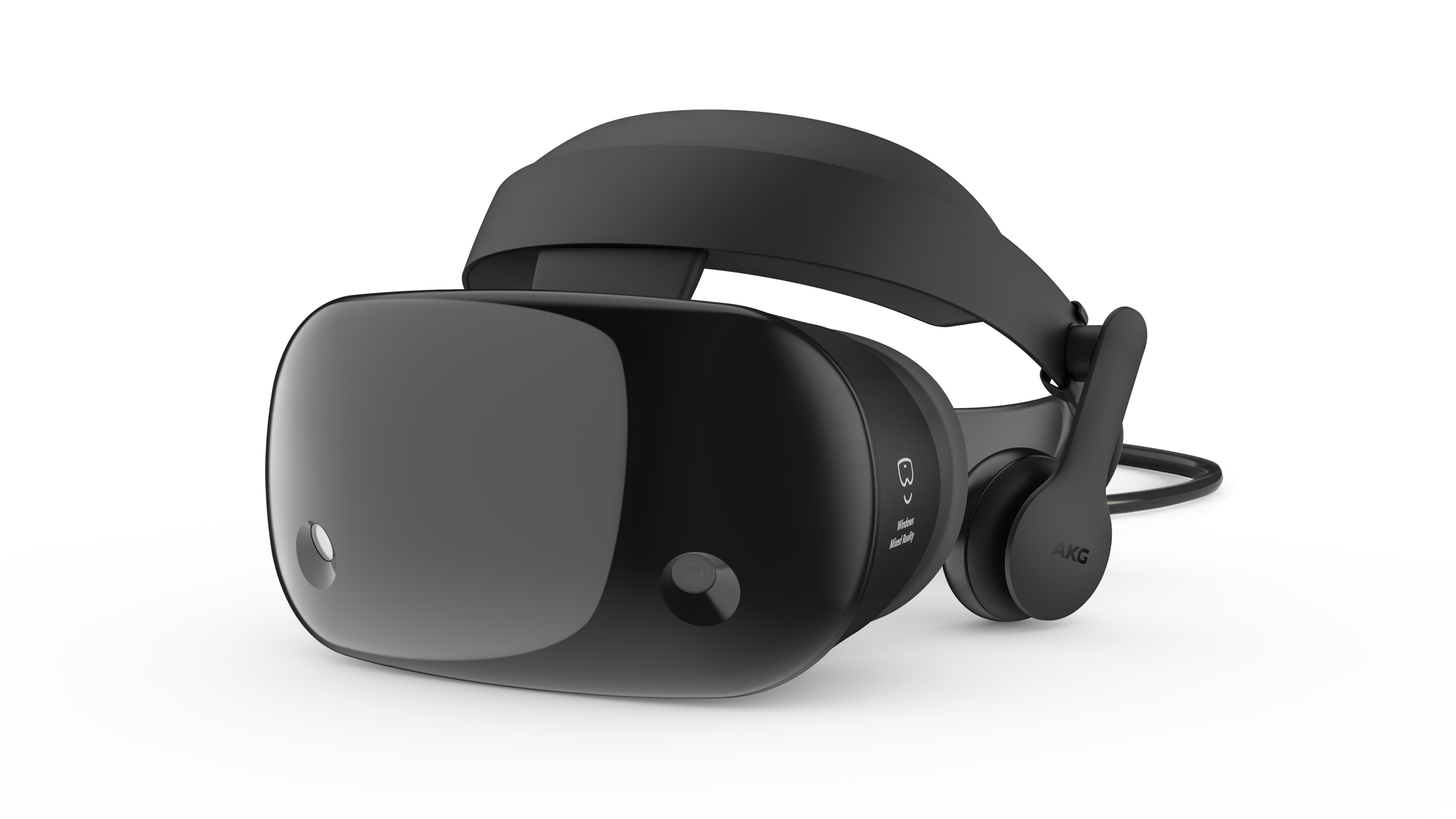 Samsung Debuts HMD Odyssey VR Headset with Microsoft Windows