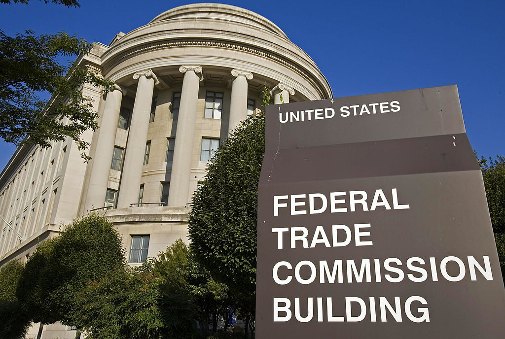 FTC warranty void if removed illegal