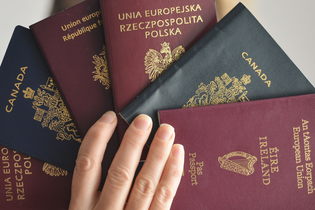 Ukraine considered as an 'unfriendly step' the Project of the New Polish Passport