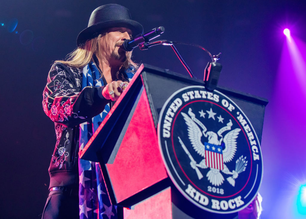 Kid Rock In Concert - Detroit, MI