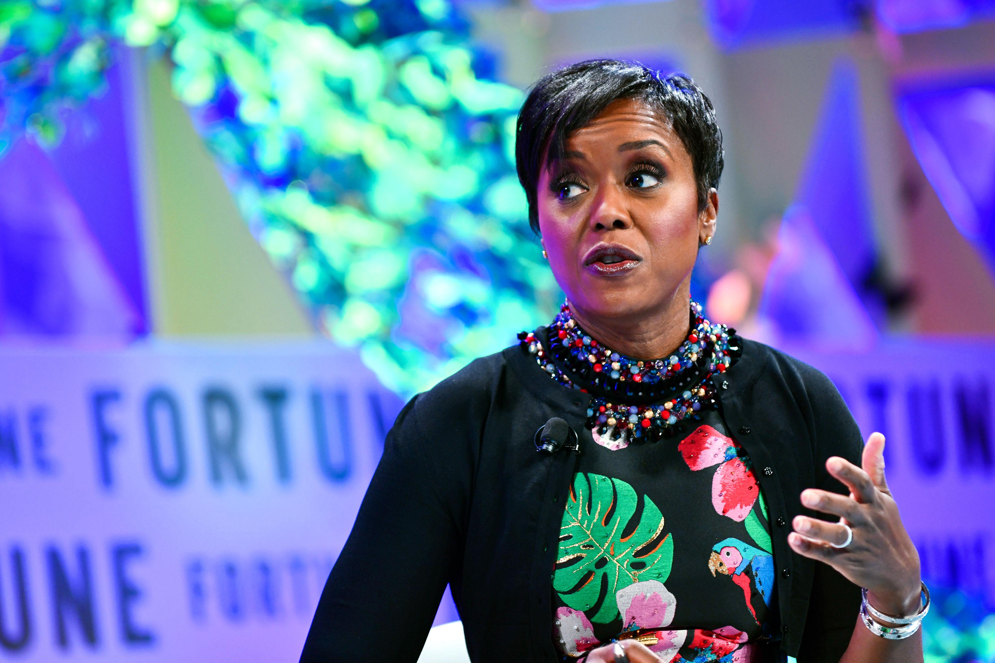 Fortune Most Powerful Women 2017 Summit