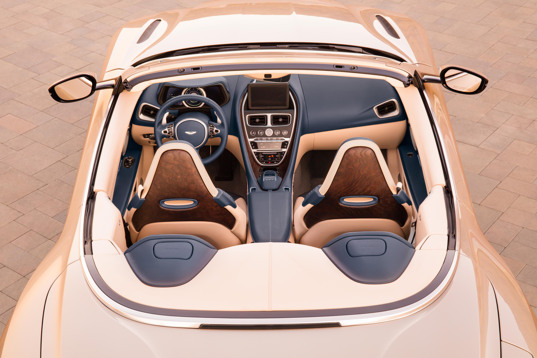Aston Martin Debuts Its New Db11 Volante Convertible Fortune