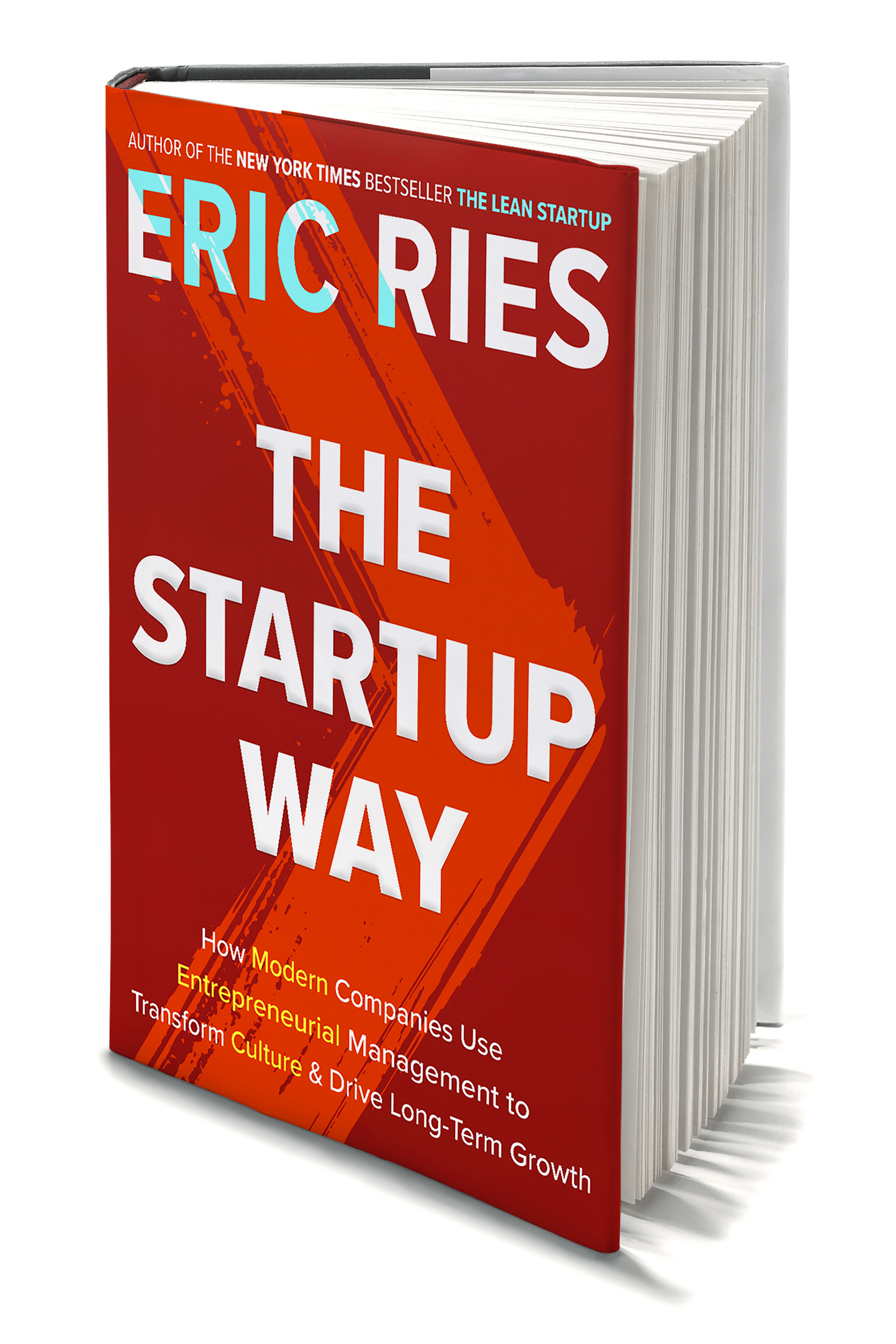 Eric Ries The Startup Way