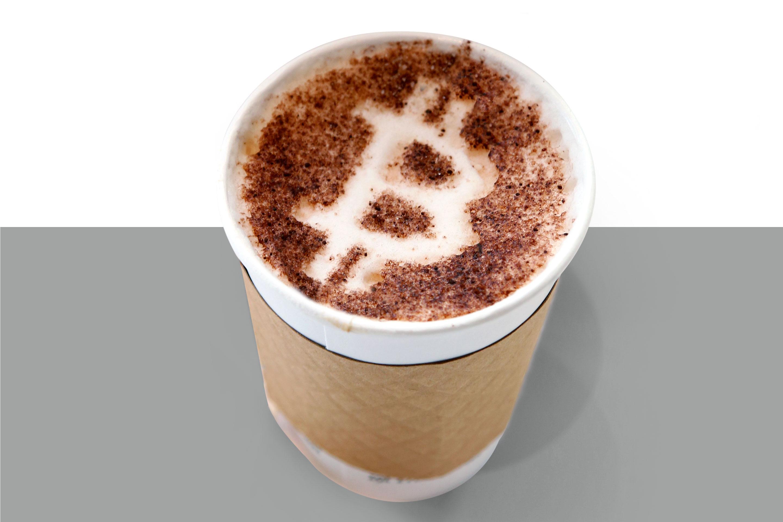 caffè bitcoin