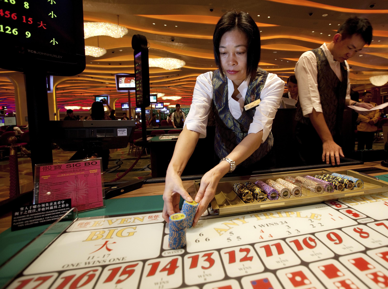 General Images Of Gaming In Macau