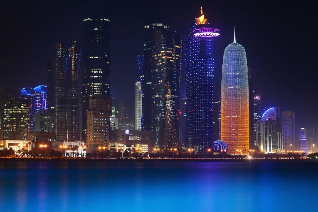 Scenes Of Qatar 2014