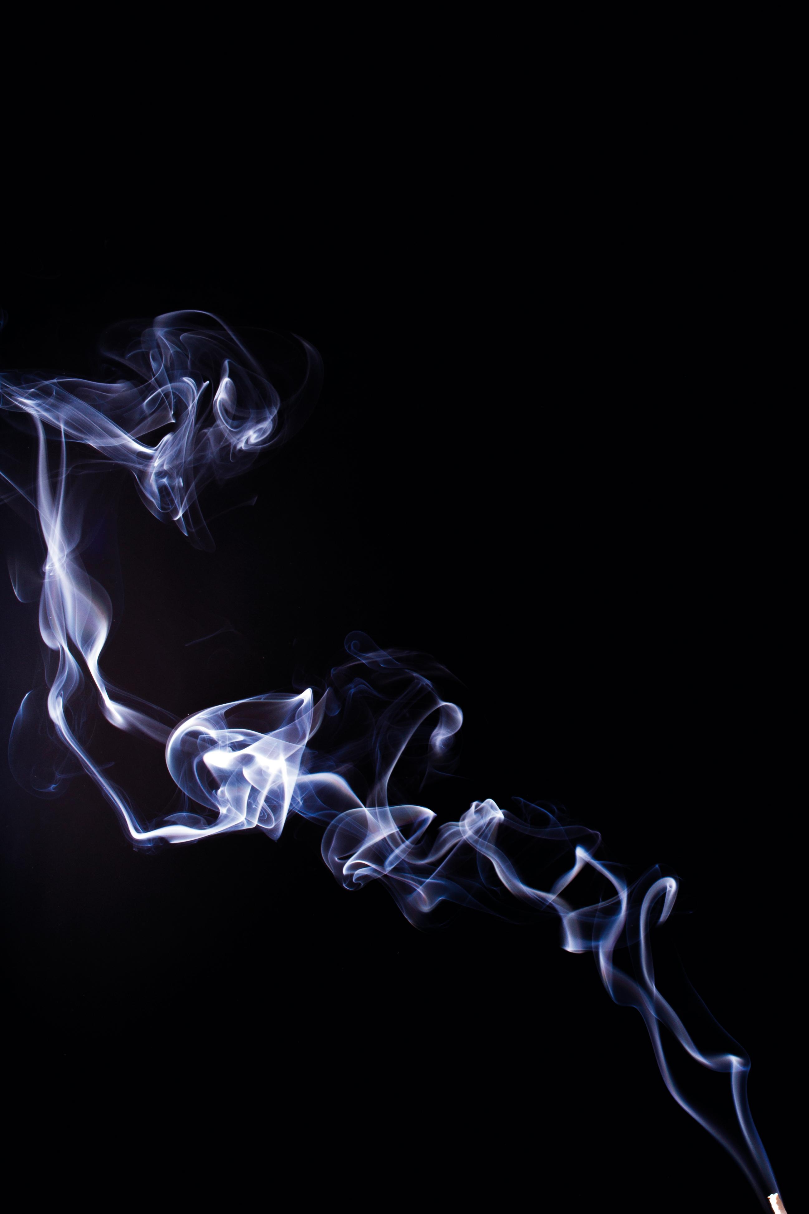 Smoke Studio Shoot